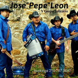 Jose Leon Grupo Solitario